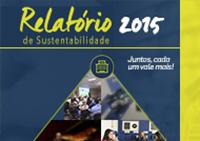 Relatório de Sustentabilidade 2015