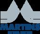 Acessar o website Martins